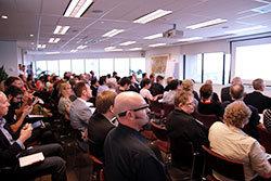 Audience at Collaborative Solutions